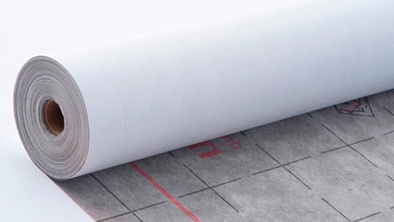 Гидроизоляционная полипропиленовая пленка GRAND LINE Silver D98