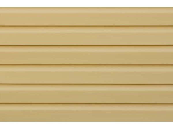 Виниловый сайдинг Блок-хаус - Золотой песок(премиум)