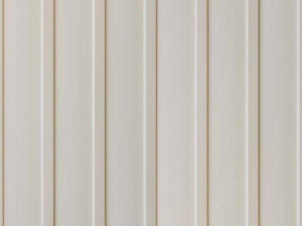 Виниловый сайдинг Вертикальный - Белый