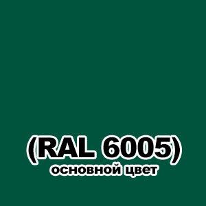 RAL 6005