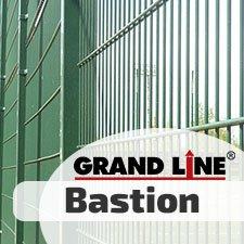 Панельное ограждение Bastion